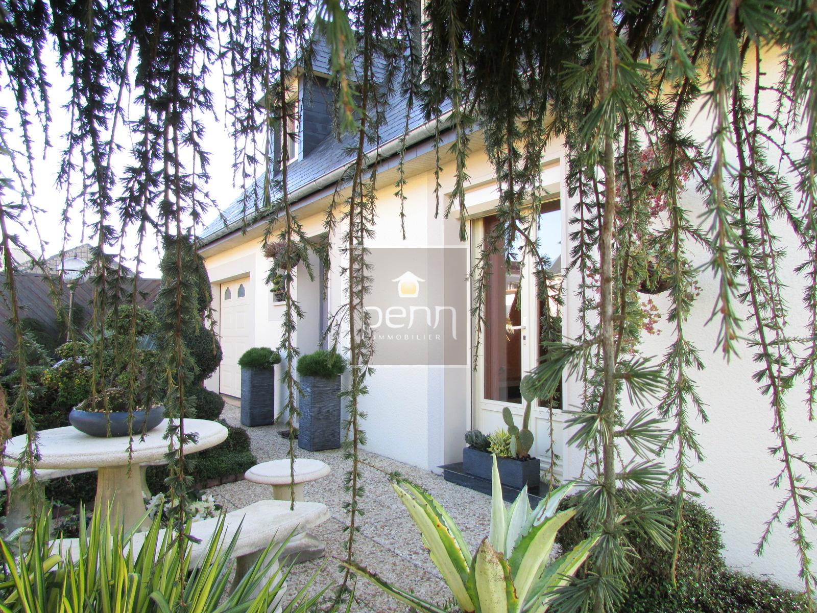 Vente Maison Avec Beau Jardin Penn Immobilier